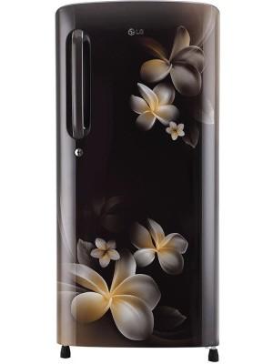 LG GL-B201AHPX 190 L 4 Star Direct Cool Single Door Refrigerator