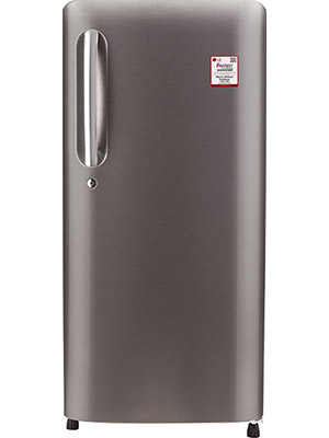 LG 190 L Single Door 5 Star Refrigerator GL-B201ADSY