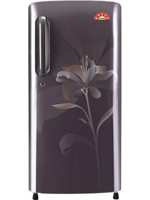 LG 235 L Direct Cool Single Door Refrigerator(GL-B241AGLT, Graphite Lily)