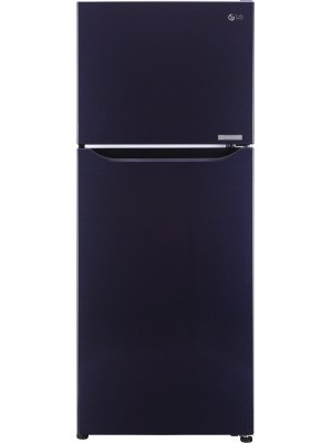 LG 260 L Frost Free Double Door 3 Star Refrigerator GL-C292SCPU
