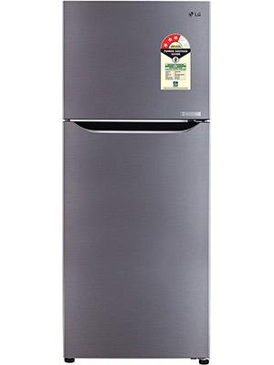 LG 260 L Frost Free Double Door 3 Star Refrigerator GL-C292SPZU