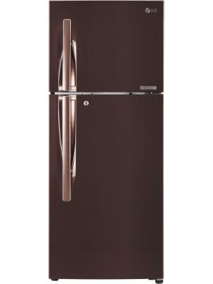 LG GL-T292RASN 260 L 4 Star Frost Free Double Door Refrigerator
