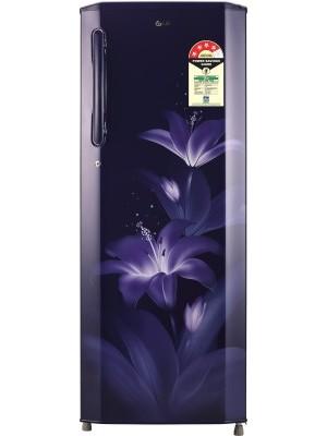 LG GL-B281BBGX 270 L 4 Star Direct Cool Single Door Refrigerator