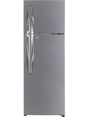 LG GL-T302RPZU 284 L 3 Star Frost Free Double Door Refrigerator