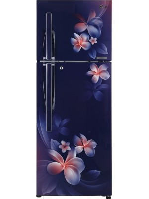 LG 284 L Frost Free Double Door 4 Star Refrigerator GL-T302RBPN