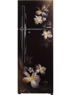 LG GL-T302RHPN 284 L 4 Star Frost Free Double Door Refrigerator