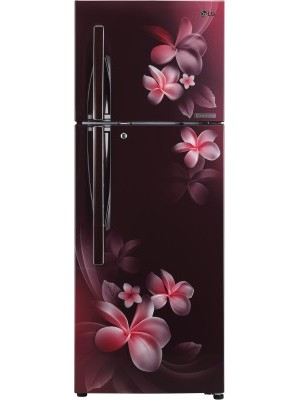 LG GL-T302RSPN 284 L 4 Star Frost Free Double Door Refrigerator