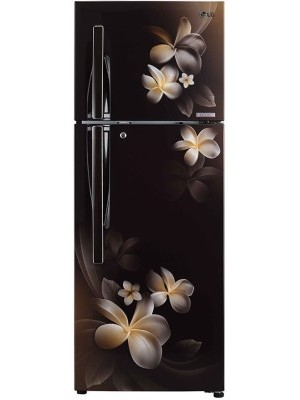LG GL-T322RHPN 308 L 4 Star Frost Free Double Door Refrigerator