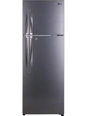 LG GL-C372RDSU 335 L 3 Star Frost Free Double Door Refrigerator