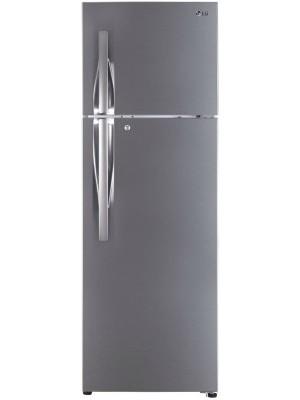 LG 360 L Frost Free Double Door 3 Star Refrigerator GL-T402JPZU