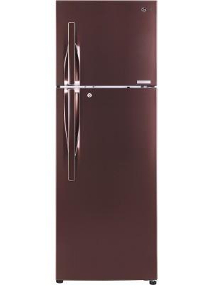 LG GL-T402JASN 360 L 4 Star Frost Free Double Door Refrigerator