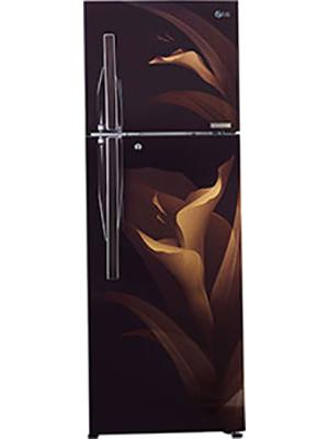 LG 360 L Frost Free Double Door Refrigerator GL-T402RALU