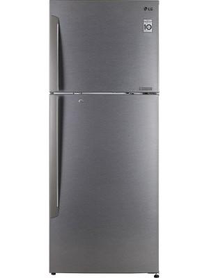 LG GL-I472QDSY 420 L 3 Star Frost Free Double Door Refrigerator