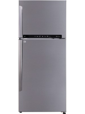 LG GL-T432FPZU 437 L 3 Star Frost Free Double Door Refrigerator