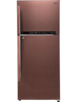 LG GL-T432FASN 445 L 4 Star Frost Free Double Door Refrigerator