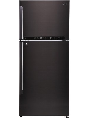 LG GL-T432FBLN 445 L 4 Star Frost Free Double Door Refrigerator