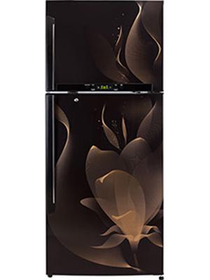 LG 470 L Double Door Refrigerator GL-T522GTMX