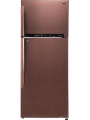 LG GL-T502FASN 475 L 4 Star Frost Free Double Door Refrigerator