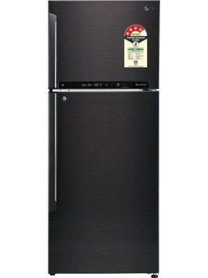 LG GL-T502FBLN 475 L 4 Star Frost Free Double Door Refrigerator