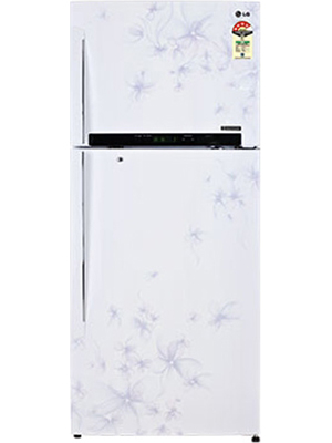 LG 495 L Double Door Refrigerator (GL-M542GDWL)