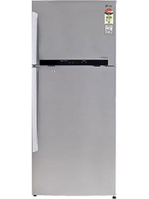 LG 495 L Double Door Refrigerator (GL-M542GNSL)
