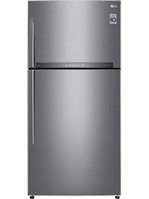 LG 630 L Double Door Refrigerator GR-H812HLHU