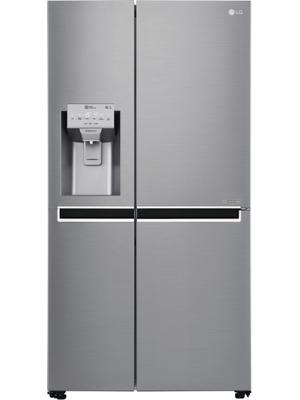 LG 668 L Side Refrigerator By Side Refrigerator GC-L247CLAV