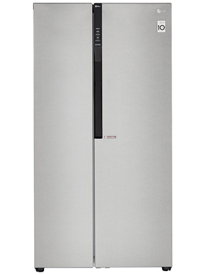 LG 679 L Side By Side Refrigerator GC-B247KQDV