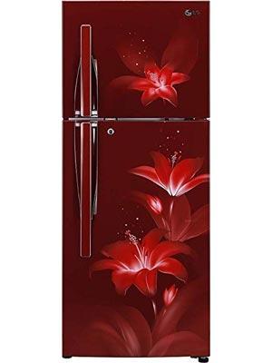LG GL-C292RRGY 260 L 3 Star Frost Free Double Door Refrigerator