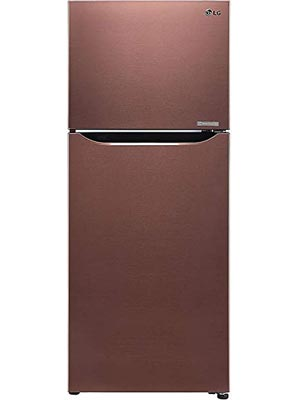 LG GL-C292SASX 260 L Frost Free Double Door 4 Star Refrigerator