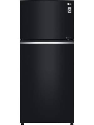 LG GN-C702SGGU 546 L Frost Free Double Door Refrigerator