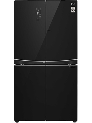LG GR-D31FBGHL 981 L Frost Free Side by Side Refrigerator