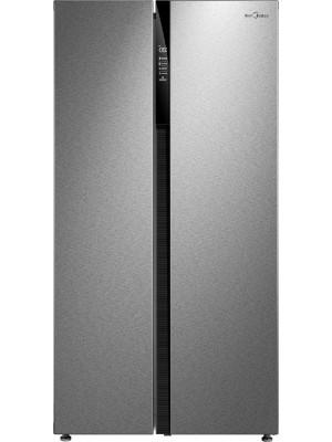 Midea MRFS5920SSLF 584 L Frost Free Side by Side Refrigerator
