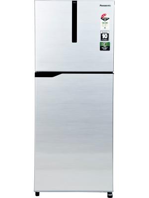 Panasonic NR-FBG27VSS3 268 L Frost Free Double Door 3 Star Refrigerator