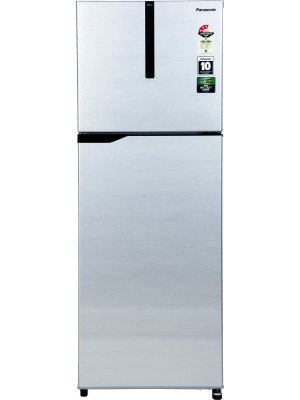 Panasonic NR-FBG31VSS3 305 L 3 Star Frost Free Double Door Refrigerator