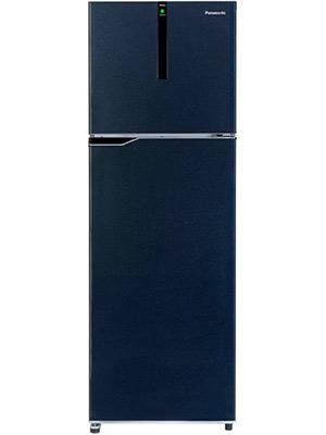 Panasonic 307 L Frost Free Double Door Top Mount 3 Star Refrigerator NR-BG311VDA3
