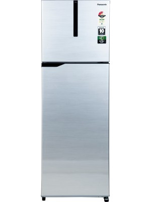 Panasonic NR-FBG34VSS3 335 L Frost Free Double Door 3 Star Refrigerator