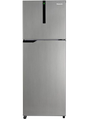 Panasonic NR-BG341VSS3 336 L 3 Star Frost Free Double Door Refrigerator