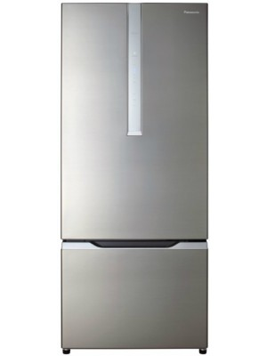 Panasonic NR-BY608XSX1 602 L 2 Star Frost Free Double Door Refrigerator