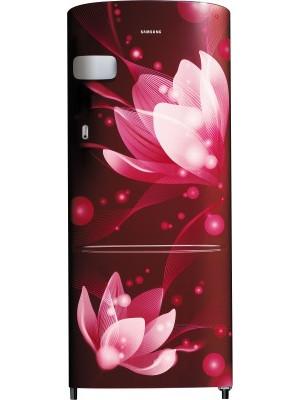 Samsung RR20R1Y2YR8/HL 192 L Direct Cool Single Door 4 Star Refrigerator