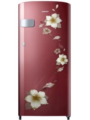 Samsung 192 L Direct Cool Single Door 2 Star Refrigerator RR19N1Y12R2-HL/RR19N2Y12R2-NL