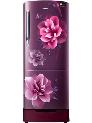 Samsung RR20R282ZCR/NL 192 L Direct Cool Single Door 3 Star Refrigerator