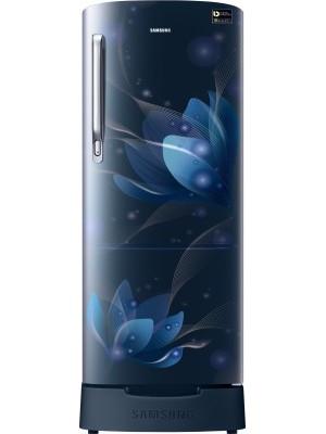 Samsung 212 L Direct Cool Single Door 4 Star Refrigerator RR22N385YU8/HL