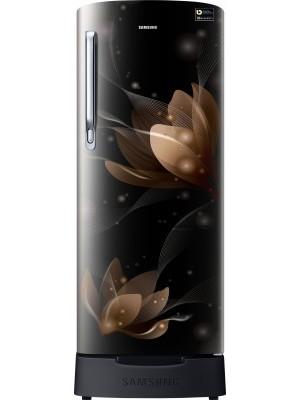 Samsung 212 L Direct Cool Single Door 5 Star Refrigerator RR22N385YB8/HL