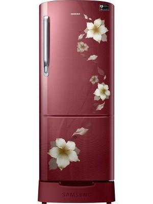 Samsung 215 L Direct Cool Single Door 3 Star Refrigerator RR22N383ZR2/HL