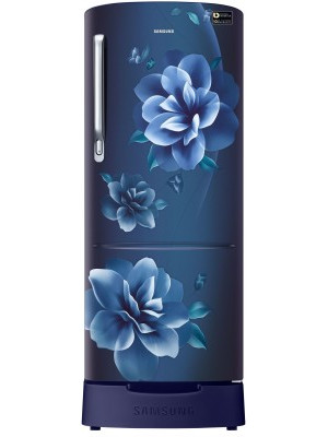 Samsung RR24R285ZCU/NL 230 L Direct Cool Single Door 3 Star Refrigerator