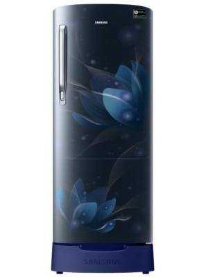 Samsung 230 L Direct Cool Single Door 4 Star Refrigerator RR24N287YU8/NL