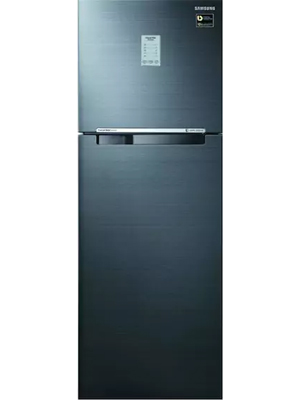 Samsung 253 L Double Door Refrigerator RT28M3743BS