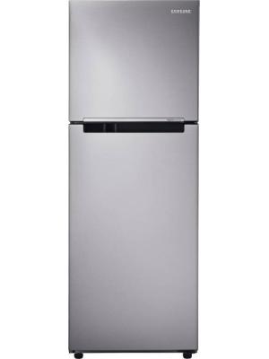 SAMSUNG 253 L Frost Free Double Door Refrigerator(RT28M3022S8-HL/ RT28M3022S8-NL, Elegant Inox, 2017