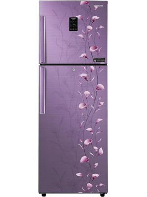 SAMSUNG 275 L Frost Free Double Door Refrigerator(RT29JSMSAPZ, Tender Lily Purple)